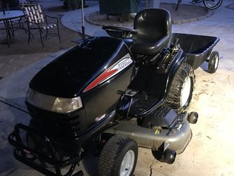 Craftsman Riding Mower for Sale in Silverado,  CA