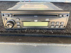 NEW Caterpillar CD Radio for Sale in Edwardsville, IL
