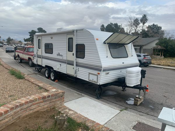 1999 wilderness by fleetwood 25 ft travel trailer $5600 ...