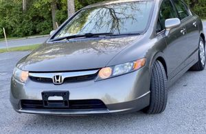 2007 Honda Civic LX for Sale in St. Louis, MO