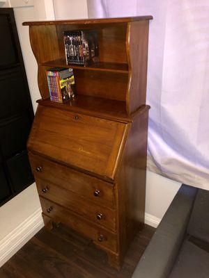 Antique furniture. Solid wood. for Sale in Norwalk, CA