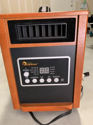 Space heater/humidifier for Sale in Clovis, CA