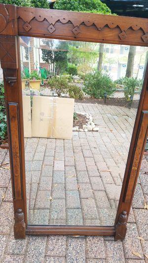Antique mirror 24 x 43 for Sale in Alexandria, VA