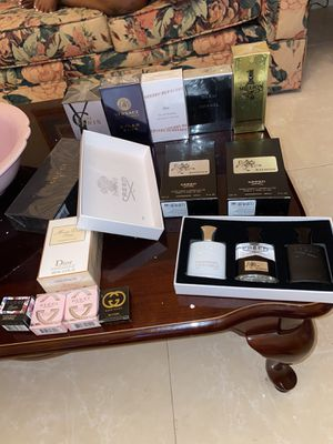 AUTHENTIC DESIGNER COLOGNES AND PERFUMES $900 FOR ALL!! $65 EACH for Sale in Dallas, TX