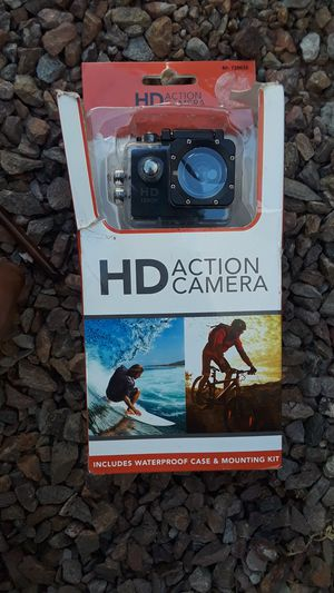 HD Action Camera for Sale in Phoenix, AZ