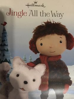 Hallmark Jingle All The Way Dvd Movie for Sale in Elma,  WA