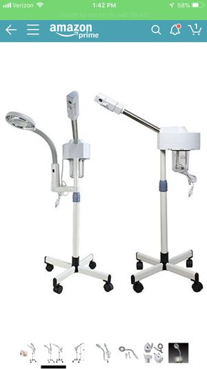 Facial steamer and Mag Lamp for Sale in Orange, CA