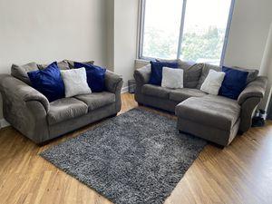 Ashley Sofa and Love Seat for Sale in Alexandria, VA
