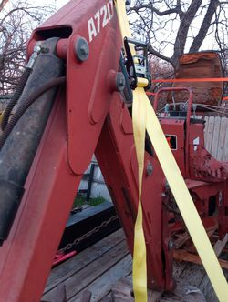 """Backhoe A720 Ditch Witch With Trailer 18"""" Bucket for Sale in Grand Prairie,  TX"""