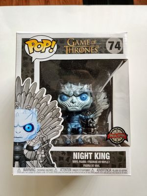 Game of Thrones Night King Metallic for Sale in Fountain Valley, CA