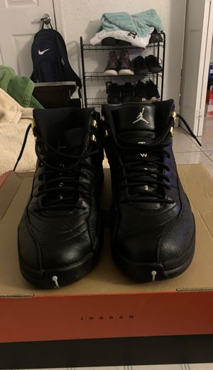 Jordan master 12 comes with retro card for Sale in Greenacres, FL