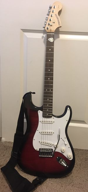Starcaster Electric Guitar by Fender for Sale in Wilsonville, OR
