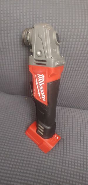 Milwaukee Fuel M18 Grinder for Sale in Moreno Valley, CA