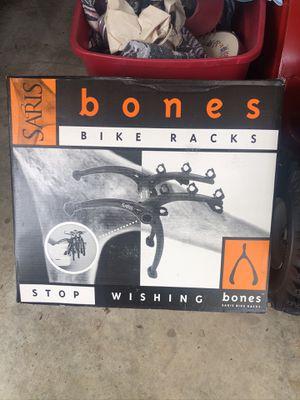 Saris Bones 3 Bike Rack for Sale in Silver Spring, MD
