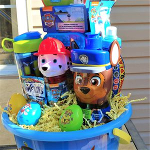 Paw Patrol Easter Bucket for Sale in Fort Washington, MD