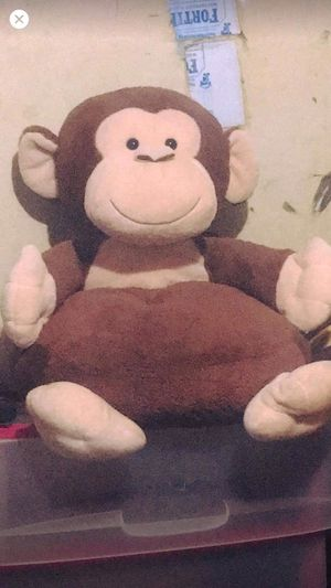 Monkey chair/pillow for kids for Sale in San Antonio, TX