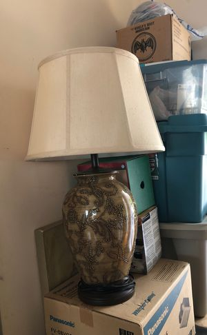 Nice night lamp for Sale in Alexandria, VA
