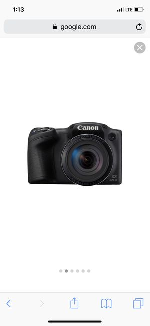 Canon PowerShot SX420 IS for Sale in Milpitas, CA
