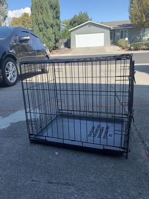 Small dog crate for Sale in Suisun City, CA