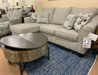 🍒$39 Down 🍒 Best OFFER. Abney Driftwood Sofa Chaise byAshley for Sale in West Laurel,  MD