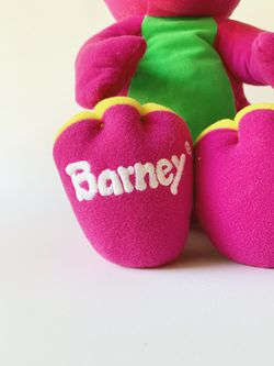 "Vintage 1992 Original Playskool Barney Talking Interactive Plush 22"" for Sale in San Antonio,  TX"