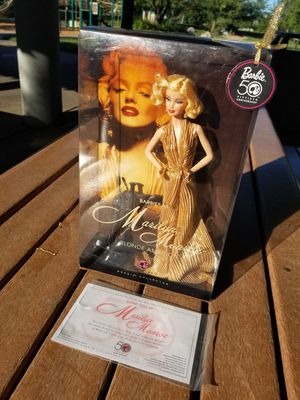 Marilyn Monroe Barbie Doll for Sale in North Highlands, CA