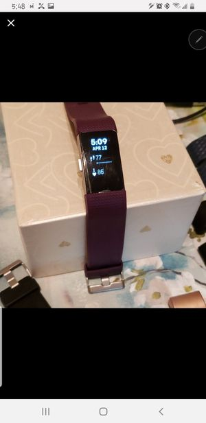 Fitbit Charge 2 plus bands for Sale in Portage, IN