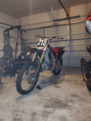 2008 crf250r list of new parts or trade for Sale in Baton Rouge, LA