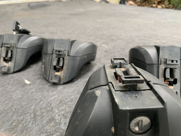 Thule Rapid Podium Footpack (460r)
