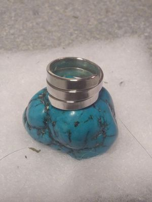 Size 8 Sterling silver ring for Sale in Willow Street, PA