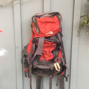 The North Face Crestone 60 Backpacking Backpack for Sale in Vista, CA