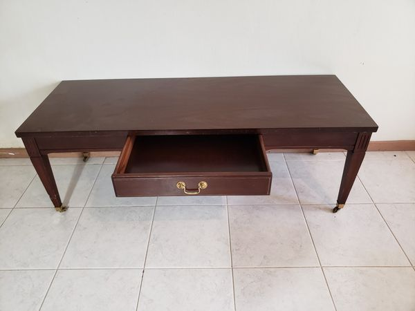 """Mersman"" 25-43 Mid Century Coffee Table"