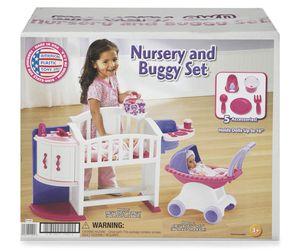 Nursery y Buggy for Sale in Bloomington, CA
