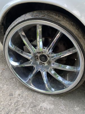 22in RIMS for Sale in Liberty, MO