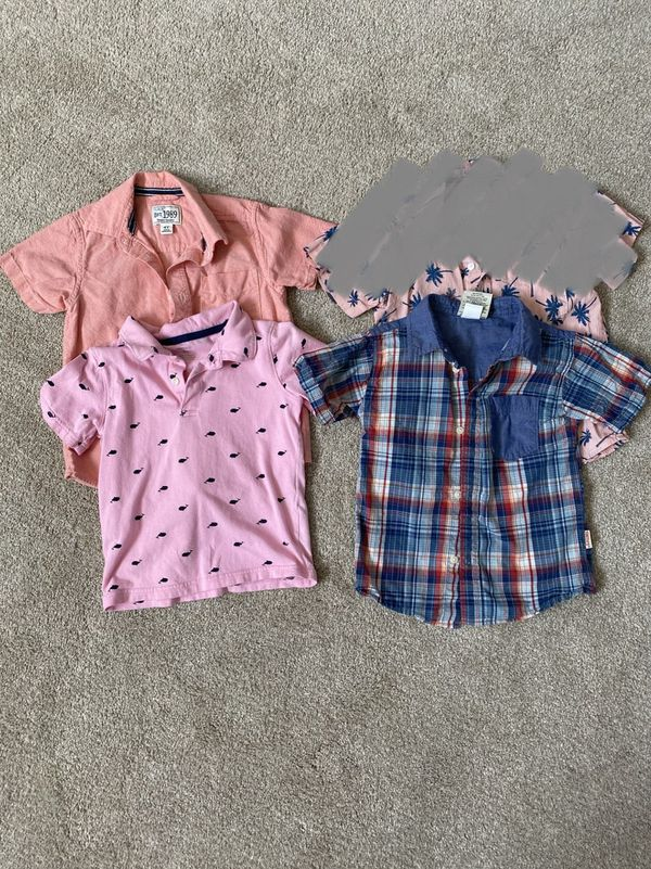 4T shirts
