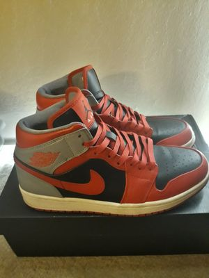 "Jordan 1 ""Fire Red"" (size 9.5 men's) for Sale in Walnut Creek, CA"
