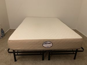 Full size bed for Sale in Newport News, VA