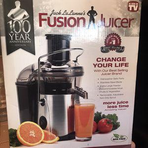 Fusion Juicer for Sale in San Bernardino, CA