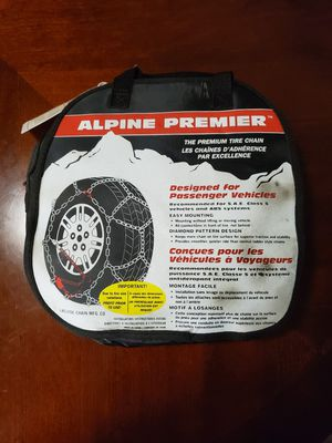 Alpine Premier Tire Chains for Sale in Wood Village, OR