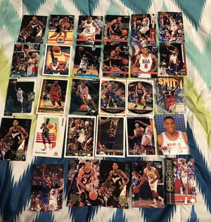 Basketball card lot for Sale in Hobart, IN