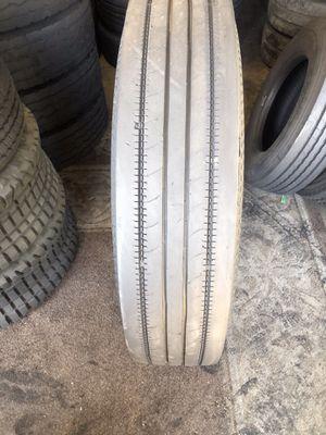 11r24.5 original Regrooved tire for Sale in Riverside, CA