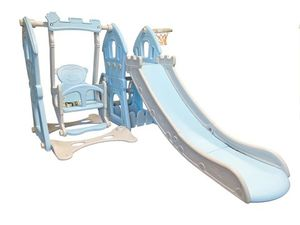 3 IN 1 TODDLER CLIMBER SLIDE SWING SET for Sale in Chino, CA