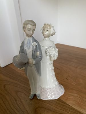 Lladro Bride and Groom retired porcelain for Sale in Hingham, MA