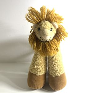 "Funny Feet Lion 15"" Brown Bean Bag Plush Stuffed Animal Long Legs Yarn Mane Best for Sale in San Leandro, CA"