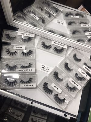 Lashes and lip glosses for Sale in Houston, TX