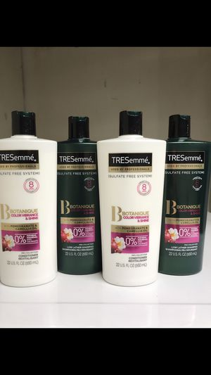 TRESEMME SHAMPOO AND CONDITIONER for Sale in Torrance, CA