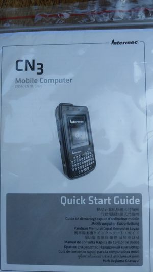 CN3 Mobil computer. Independent distributor equipment. All parts included. for Sale in Norwalk, CA