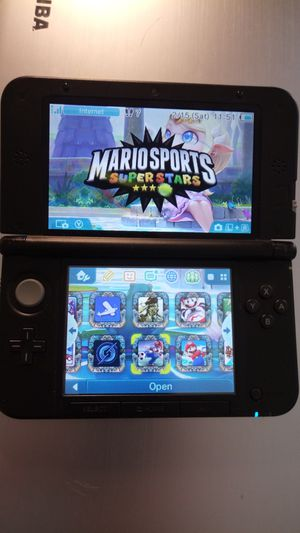 3DS XL + 32 GAMES!! AMAZING DEAL!!! for Sale in Brigantine, NJ