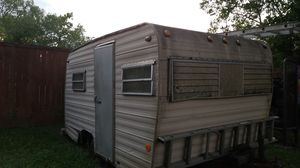Hunters camper for Sale in Houston, TX