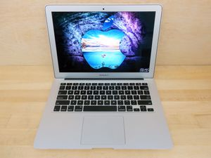 "MacBook Air 2017 i5 13"". MSOffice. Delivery. Apple laptop for Sale in Silver Spring, MD"